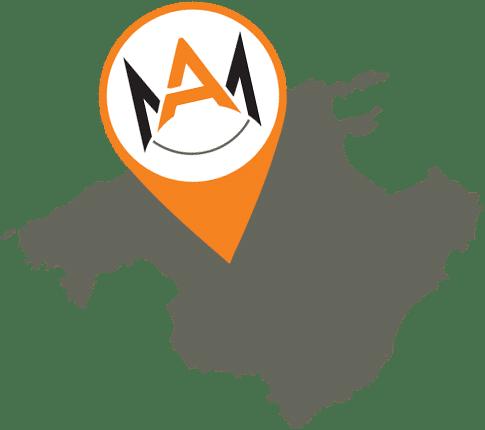 Mapa de asesores en Mallorca